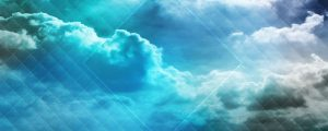 Live Events Stock Media - Colored Clouds Teal