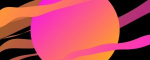 Live Events Stock Media - Colorwave Gradients Blank Title 02