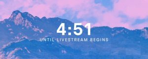Live Events Stock Media - Resurrection Hope Countdown Livestream
