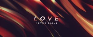 Live Events Stock Media - Color Waves Love Never Fails Still