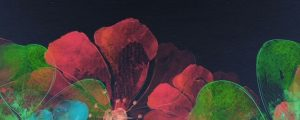 Live Events Stock Media - Floating Flowers 01