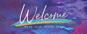 Live Events Stock Media - Painted Easter Welcome