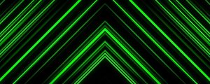 Live Events Stock Media - Green Lines 1