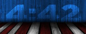 Live Events Stock Media - Wooden Dance Floor Patriotic Countdown