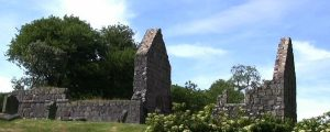 Live Events Stock Media - St. Blane's Chapel Ruins