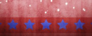 Live Events Stock Media - Red and Blue Stars