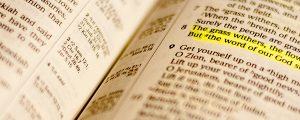 Live Events Stock Media - The Word of God