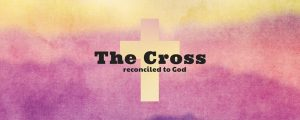 Live Events Stock Media - Watercolor Cross The Cross Still
