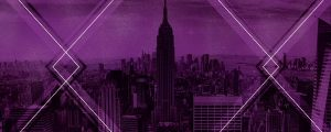 Live Events Stock Media - City Lines Purple