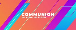 Live Events Stock Media - Dad Shapes Communion