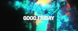 Live Events Stock Media - Holy Week Art Good Friday