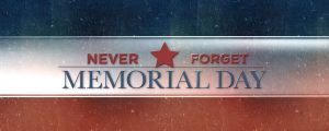 Live Events Stock Media - Memorial Wall Memorial Day Still