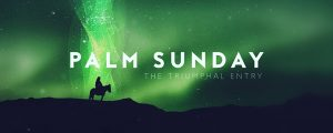 Live Events Stock Media - Holy Week Glow Palm Sunday Still
