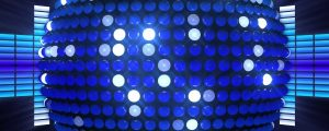 Live Events Stock Media - Equalizer DiscoBall 02