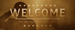 Live Events Stock Media - Veterans Salute Welcome