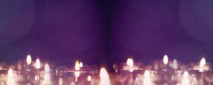 Live Events Stock Media - Advent Candles Purple Still