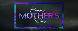Live Events Stock Media - Mothers Day Colors Title Static