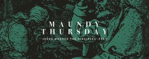 Live Events Stock Media - Classic Holy Week Maundy