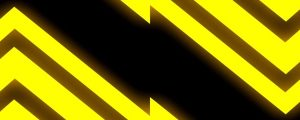 Live Events Stock Media - Neon Mirror Arrows