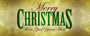 Live Events Stock Media - Classic Holiday Christmas Gold