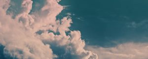 Live Events Stock Media - Towering Clouds Blue