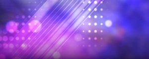 Live Events Stock Media - Jewel Toned Purple Abstract