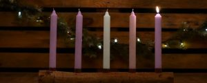 Live Events Stock Media - Country Advent Hope Candles