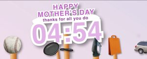 Live Events Stock Media - Mother's Day Countdown