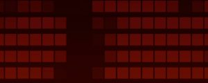 Live Events Stock Media - Deep Red Particle Grid