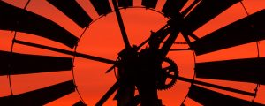 Live Events Stock Media - Sunrise Windmill