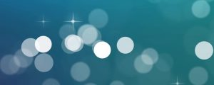 Live Events Stock Media - Soft blue & white bokeh with stars