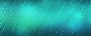 Live Events Stock Media - Neon Rain Teal Still