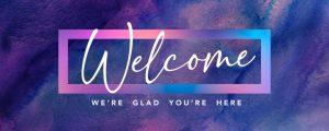 Live Events Stock Media - Easter Canvas Welcome
