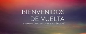 Live Events Stock Media - Vivid Skies Welcome Back Spanish