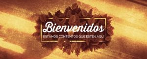 Live Events Stock Media - Harvest Gathering Welcome Spanish