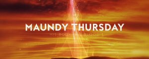 Live Events Stock Media - Holy Week Glow Maundy Thursday