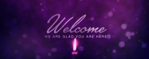 Live Events Stock Media - Advent Light Welcome