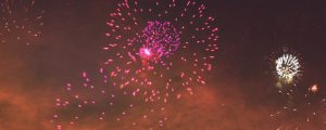 Live Events Stock Media - Fireworks Still