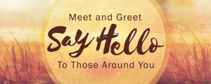 Live Events Stock Media - The Great Commission Greeting