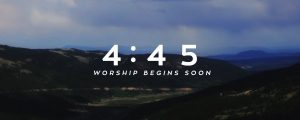 Live Events Stock Media - Psalms 36 Countdown