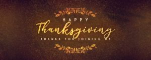 Live Events Stock Media - Gratitude Thanksgiving