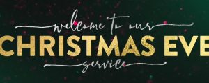 Live Events Stock Media - Christmas Glitter Christmas Eve