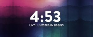 Live Events Stock Media - Mountain Mist Countdown Livestream