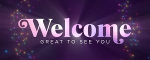 Live Events Stock Media - Christmas Glow Welcome