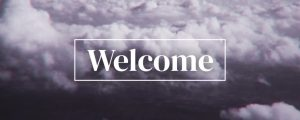 Live Events Stock Media - Above the Clouds Welcome