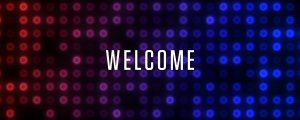 Live Events Stock Media - Digital Sequins Welcome