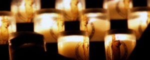 Live Events Stock Media - Lighting a Candle