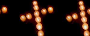 Live Events Stock Media - Candle Crosses