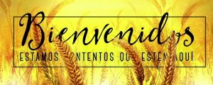 Live Events Stock Media - Harvest Sowing Welcome 02 Spanish
