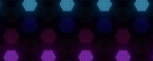 Live Events Stock Media - Hex Stagelights 3
